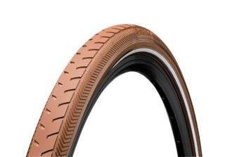 plášť Continental Ride Classic brown/brown 28